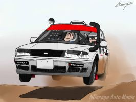 Sentra Budget Racer by ngarage