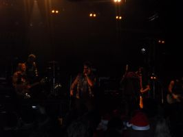 Fozzy Hard Rock Hell 10 by Dave-M
