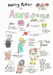 harry potter is AWESOME by madperson42