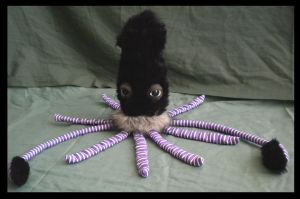 Black Squid by StuffItCreations