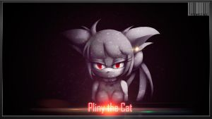 COMM: PLINY THE CAT by GodzillaJAPAN