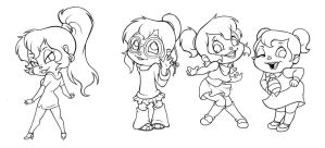 Chipettes by TGP