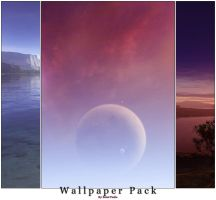 01: Wallpaper Pack by BPauba