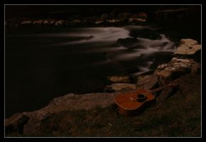 Music by the riverside... by AlexJHH