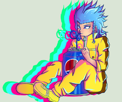 Blue Souda by ulquiorra44