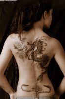SKIN + INK - VI by Shireen18
