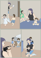 Geistis Commission- Misato's Fun by Lance-the-young