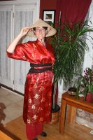 The asiatic me by CaroRichard