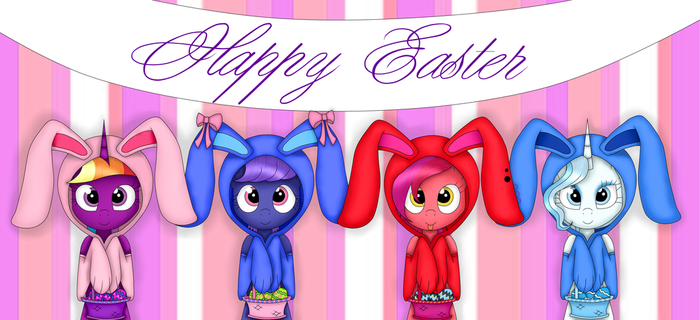 happy easter by lorenacarrizo18