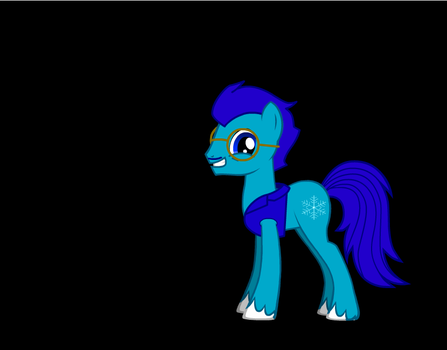 Icey Axe (Excited) by IceyAxe