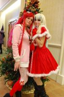 Spiral Candy Cane Lifeforms by ShutterSpade