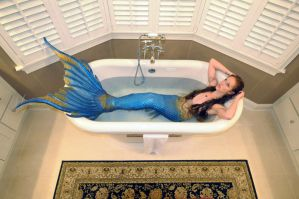 Mermaid Hyli Bathtub by MermaidHyli