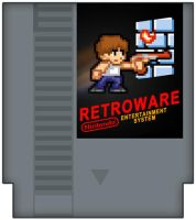 RetrowareTV Illustration 2 by JesseAcosta