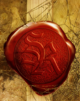 Wax seal by Toefje-Kunst