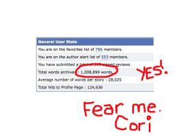 Fear Me by cordria
