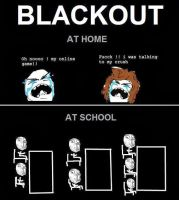 Blackout by cosenza987