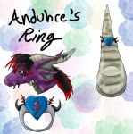 Ring for Anduhre by malkavia