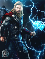 Thor by ehnony