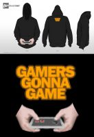 GAMERS GONNA GAME by mac17