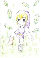 Tis the pulple Link by Zaije