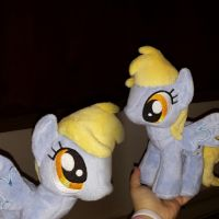 MLP 10 inch standing Derpy -- BronyCon 2015 by RubioWolf