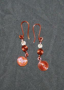 Autumn collection - earrings by KlaraG