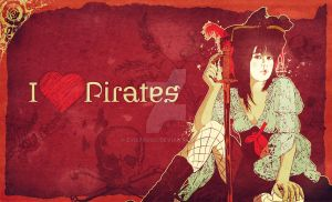 I heart Pirates by EvilFrogo