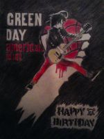 Green Day: American Idiot by killjoy13109