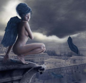 Angel by PinkMoment
