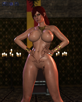 Akasha HD 3 by Cdcnk3D