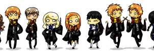 MC - Dumbledore's army by Hep-Hap