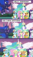 Did Luna Miss Anything? by SteGhost