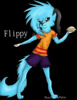 Toontown Flippy by PkmnPrincessPiplup