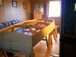 The boat by cocobolo