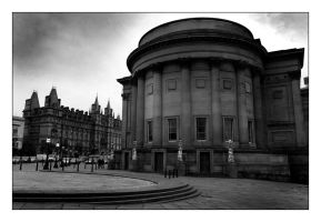 St George's hall by CuthbertMcNasty