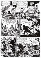 Another Finnish war comic by tuomaskoivurinne