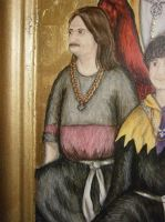 Ducal Triptych - Angus by Merwenna