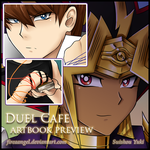 Duel Cafe Preview 2 by fireaangel