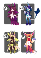 Adopts batch 013 - Auction [CLOSED] by Nelliette