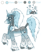 Winter Adopt for Rhodecyl by tinuleaf
