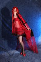 Glamourous Grell by Wolftale