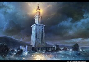 Lighthouse by Pervandr
