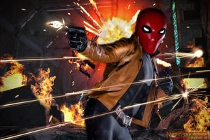 Red Hood: Firefight by Cadmus130