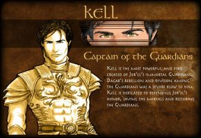 Kell Character Page by TheLadyNerd