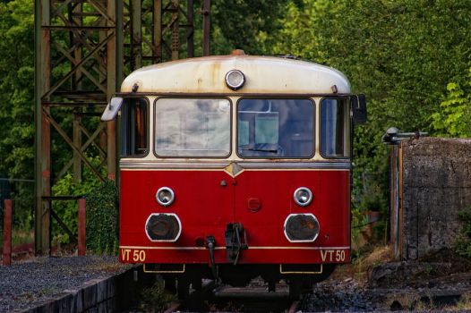 Train II by expression-stock
