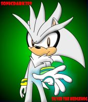 Silver the Hedgehog by darkmanu389