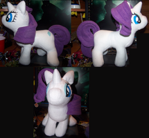 MLP-Rarity Prototype by JadeStorm
