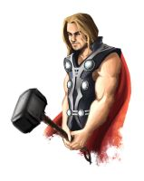 Thor by dannyhuynh99