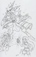 XmasGift: Galactic Golden Gust! by BlueIke
