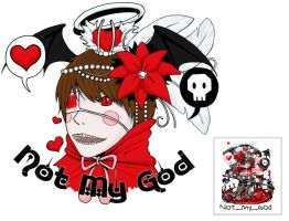 Not My God - Gaia 3 by Hedeon-Leigh